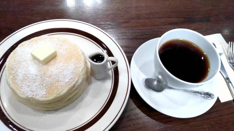 クラシックバターミルクパンケーキ