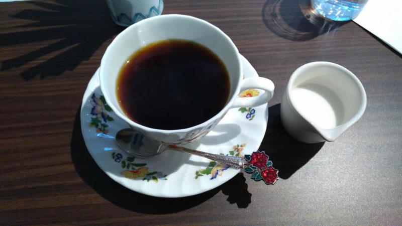 森のコーヒー(400円)